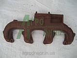 Коллектор выпускной РМ-80 А05-062 РМ-80 ЮМЗ, фото 2