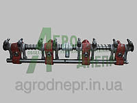 Клапанный механизм Д-65 (механизм коромысел в сборе) ЮМЗ