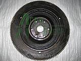 Маховик с венцом под пусковой двигатель Д65-1005116 СБ ЮМЗ, фото 2