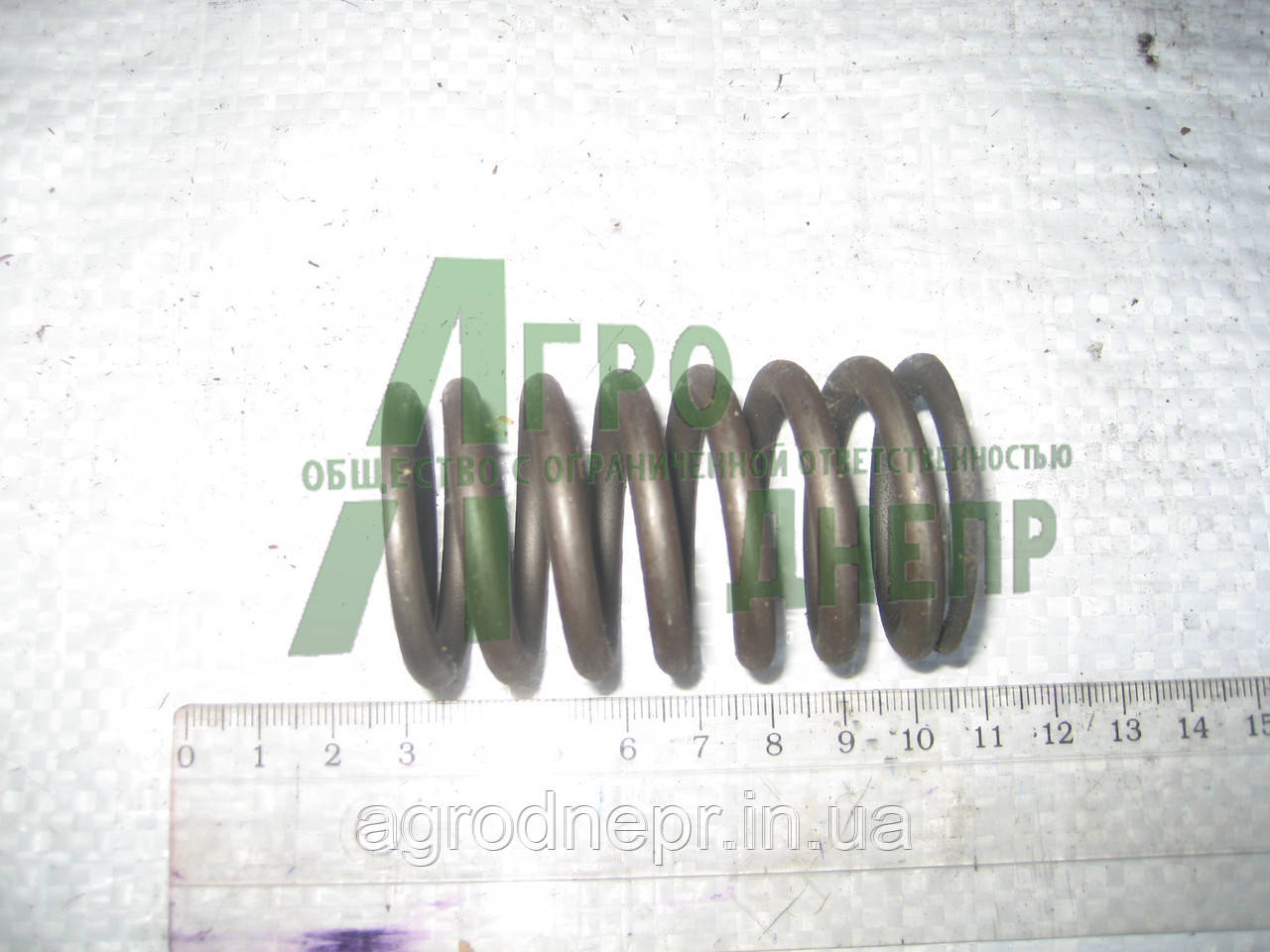 Пружина клапана наружная  Д65-1017045-А ЮМЗ