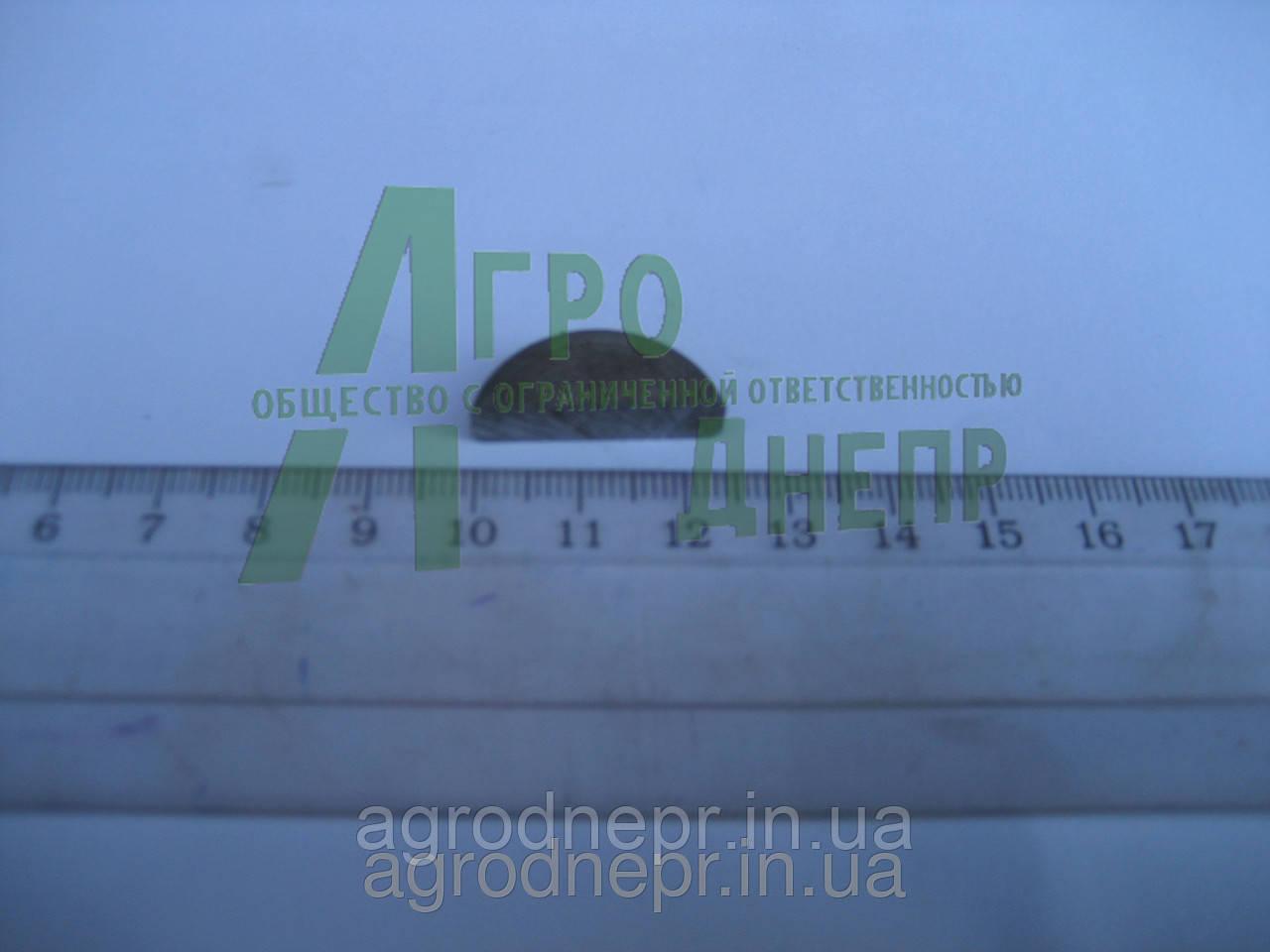 Шпонка сегментная вала коленчатого Д-65 ШС6*10