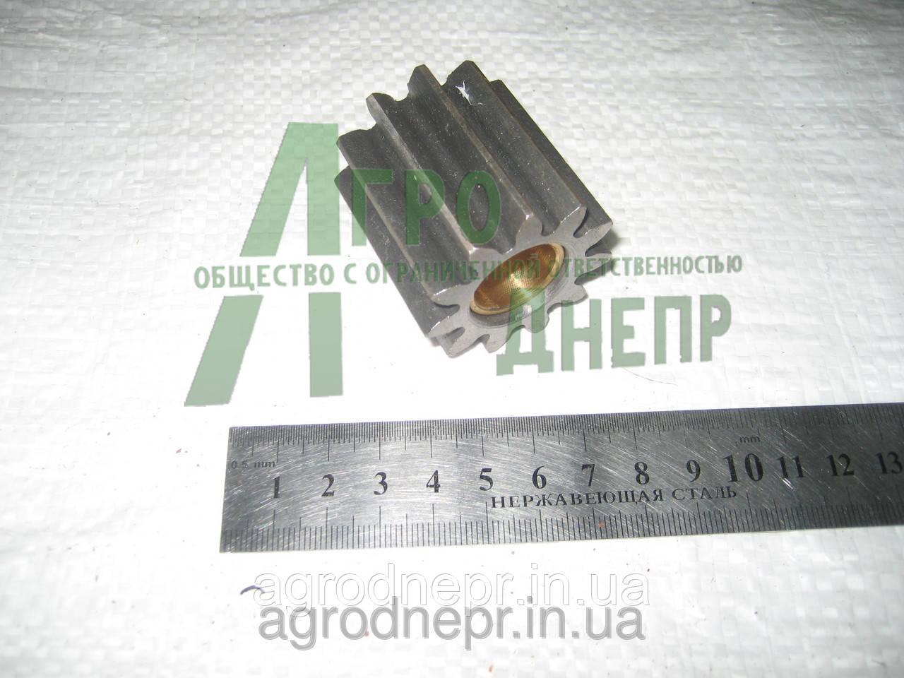 Колесо зубчатое масляного насоса Д-65 Д08-008-А1 Д08-008-А1