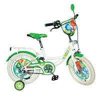 """Детский двухколесный велосипед 12"""" FX 0034 W Фиксики"""