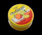 Леденцы (конфеты) Woogie Fine Drops микс  лимонно и апельсиновый вкус Австрия 200г