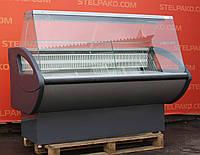 Холодильна вітрина середньотемпературна «Росс Rimini» 1.6 м. (Україна), відмінний стан, Б/у, фото 1