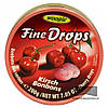 Леденцы (конфеты) Woogie Fine Drops (мелкие капли)  вкус вишни Австрия 200г, фото 2