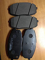 Гальмівні колодки дискові HYUNDAI/KIA I30/Ceed MANDO MPK36