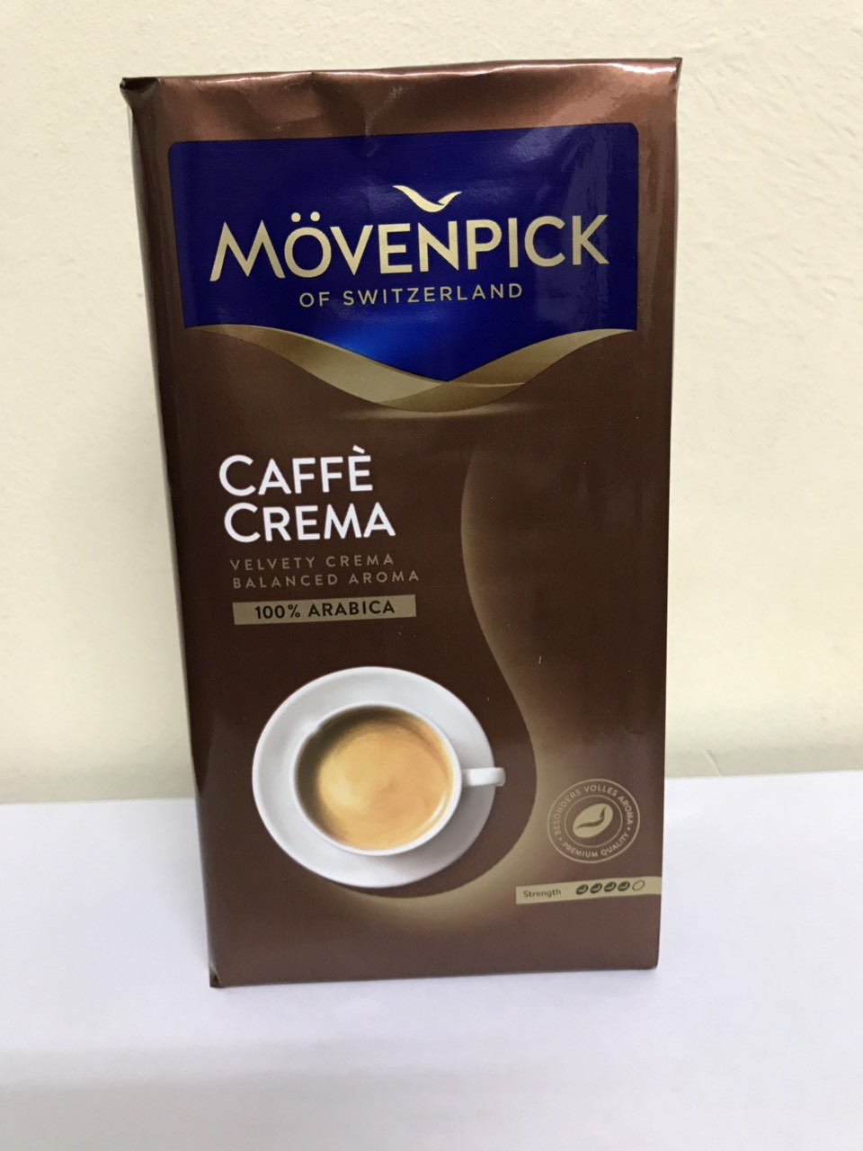 Кофе молотый Mövenpick Caffé Crema 500 гр.