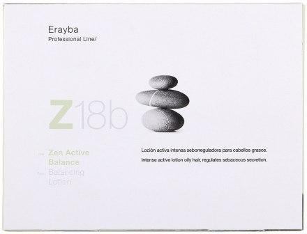 Ампулы против жирных волос Erayba 18b Balancing Lotion