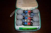 Банки вакуумные магнитные серые Ха Чи HACI комплект (без крема) - 12 шт