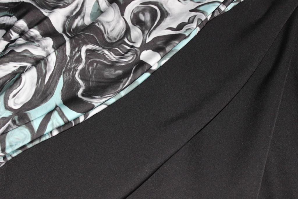 4da17b67f68 Черная. Ткань креп костюмка барби однотонная №327 - Измира ткани