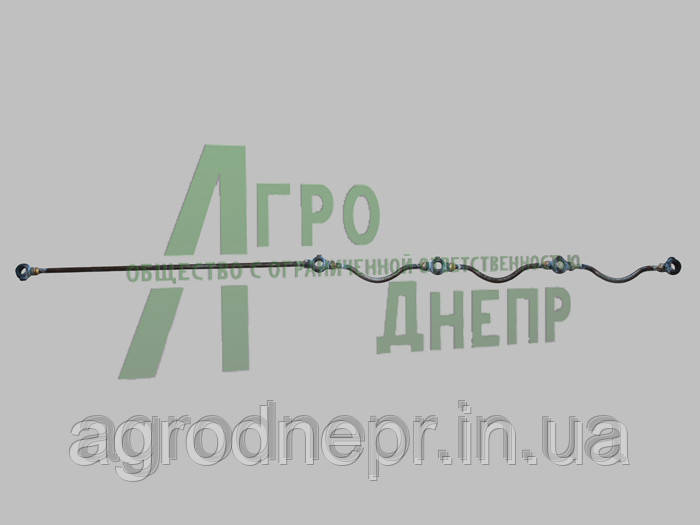 Коллектор сливноной Д-65 Д65-1104780-А