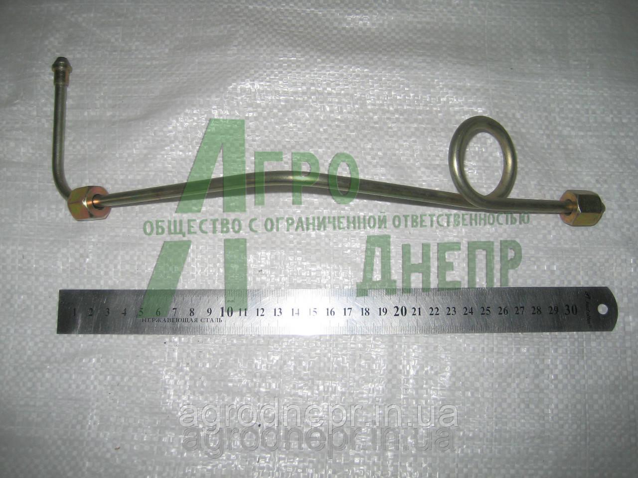 Топливопровод 2 цилиндра Д65-16-С19