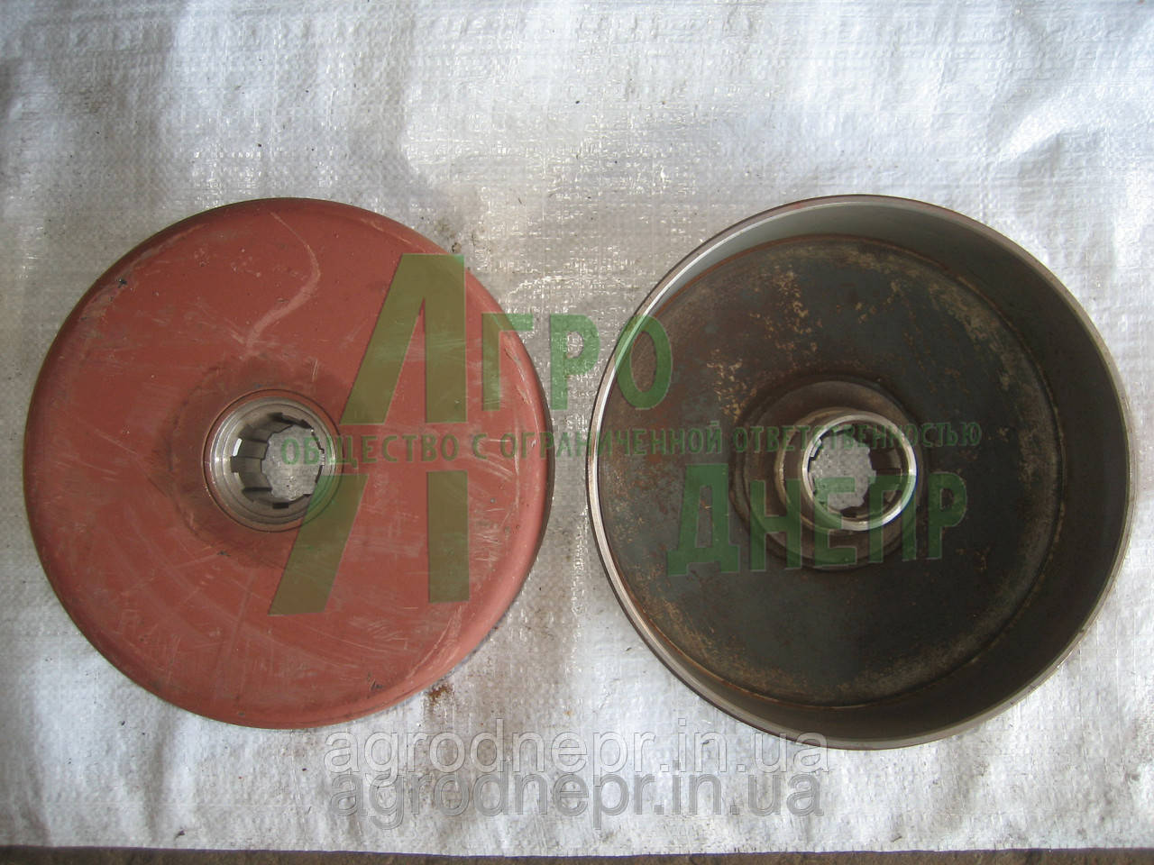 Тормозной барабан ЮМЗ 40-3502075-А1 СБ
