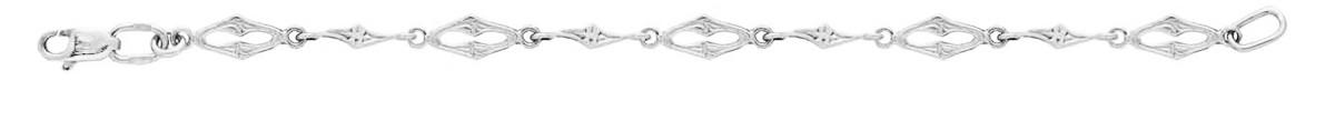 Браслет серебряный Sofia 500450