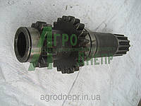 Вал привода ВОМ ведущий ЮМЗ 75-1604026  Е Z=19/15
