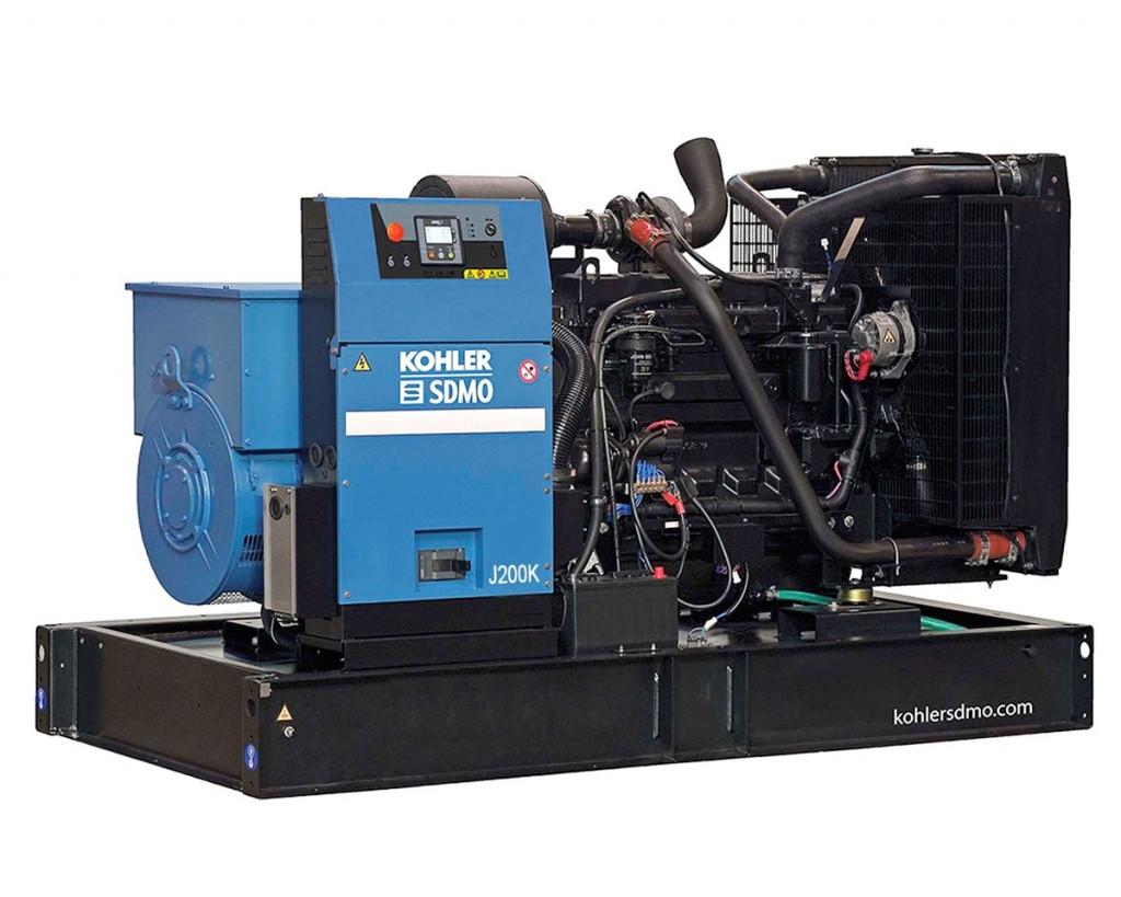 Дизельный генератор SDMO J200K (146 кВт)
