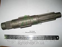 Вал редуктора КПП ЮМЗ 8070 65-1701049