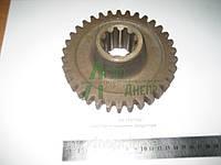 Шестерня ведомая редуктора КПП ЮМЗ  65-1701052 , фото 1