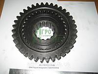 Шестерня ведущая 3 диапазона КПП ЮМЗ 8040 65-1701113  Z=36 , фото 1