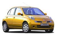 Стекло лобовое для Nissan Micra K12 (Хетчбек) (2003-2010), фото 1