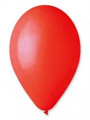 Воздушный шар 12 дюймов красный 1шт