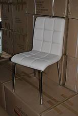 Стул С 83К (чёрный) (ноги квадратные), фото 2
