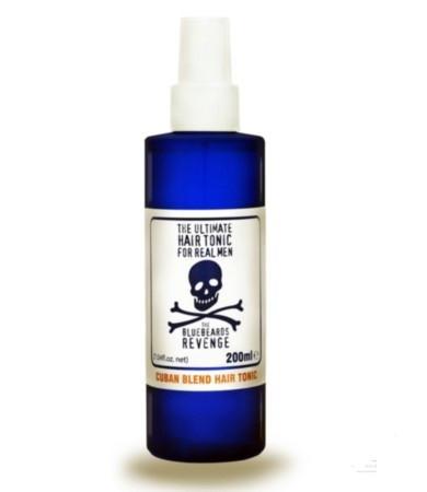 Hair Tonic Cuban Blend 200ml NEW Bluebeards Revenge