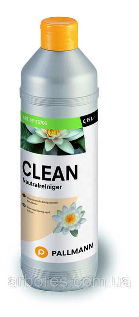 Pallmann Clean Neutralreiniger, нейтральний засіб на водній основі для догляду за будь-яким типом підлоги