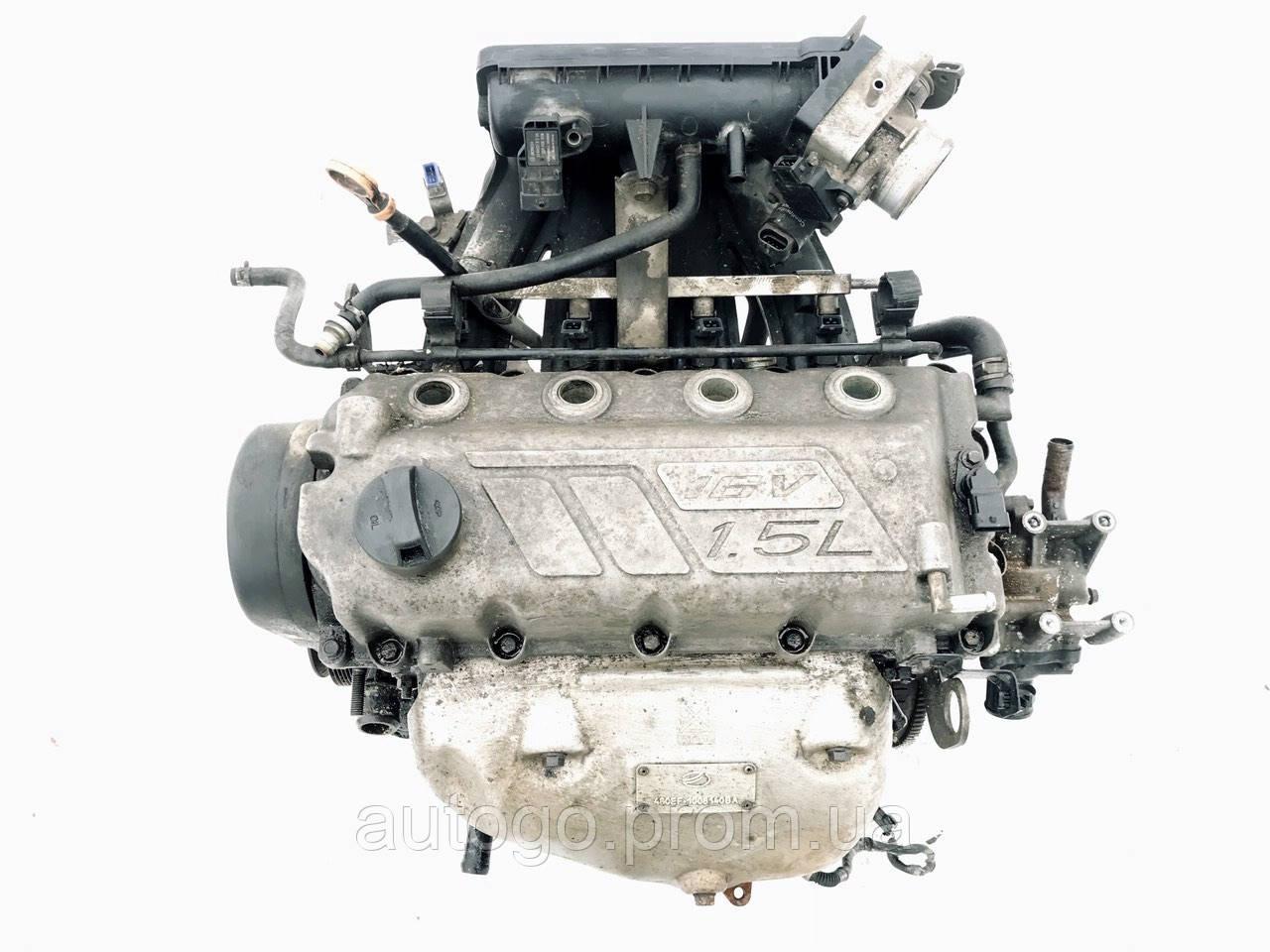 Двигатель ACTECO SQR477F 1.5 ZAZ Forza Vida Chery A13 Amulet, фото 1