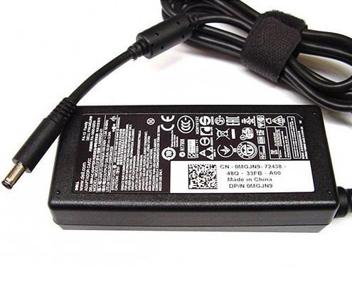 Блок Питания DELL 19.5v 3.34a 65W штекер 4.5 на 3.0 (ОРИГИНАЛ) Зарядка для ноутбука, фото 3