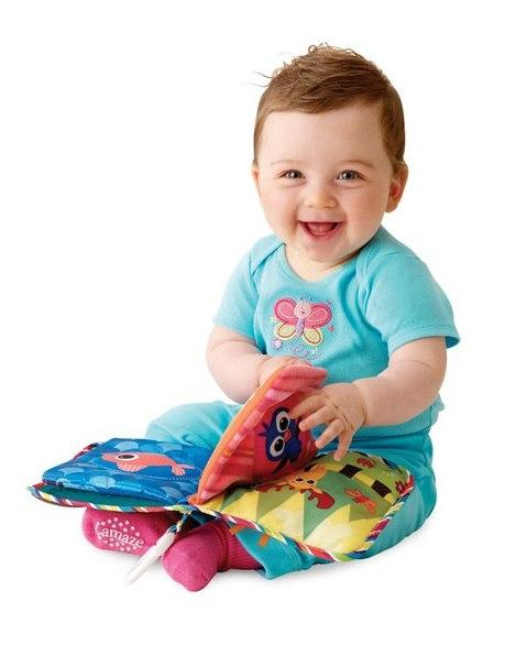 Развивающая игрушка «Классическая книга открытий» LC27126 Lamaze