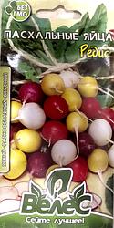 Семена редиса Пасхальные яйца 3г ТМ ВЕЛЕС