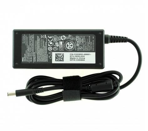 Блок Питания DELL 19.5v 3.34a 65W штекер 4.5 на 3.0 (ОРИГИНАЛ) Зарядка для ноутбука, фото 2