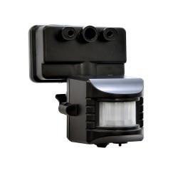 Инфракрасный датчик движения Feron LX02/SEN15 черный до 12м 120° 1200W IP44