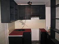 Кухни под заказ  с фасадами МДФ