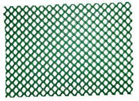 Сетка Ограждение декоративное АИРИ яч. 13*13мм, (1м*30м) зеленый