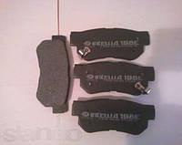 Тормозные колодки  Hyundai Sonata III , II, Lantra II, передние (4шт.),