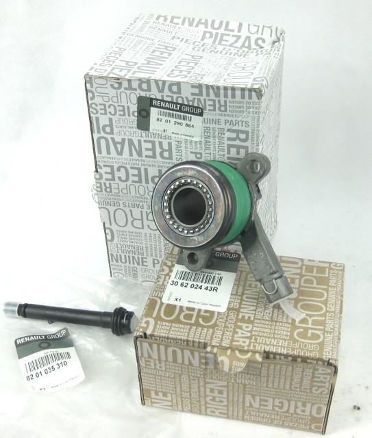 Підшипник вижимний гідравлічний (2-а кріплення метал) на Renault Trafic 2001-> — RENAULT - 8201290864