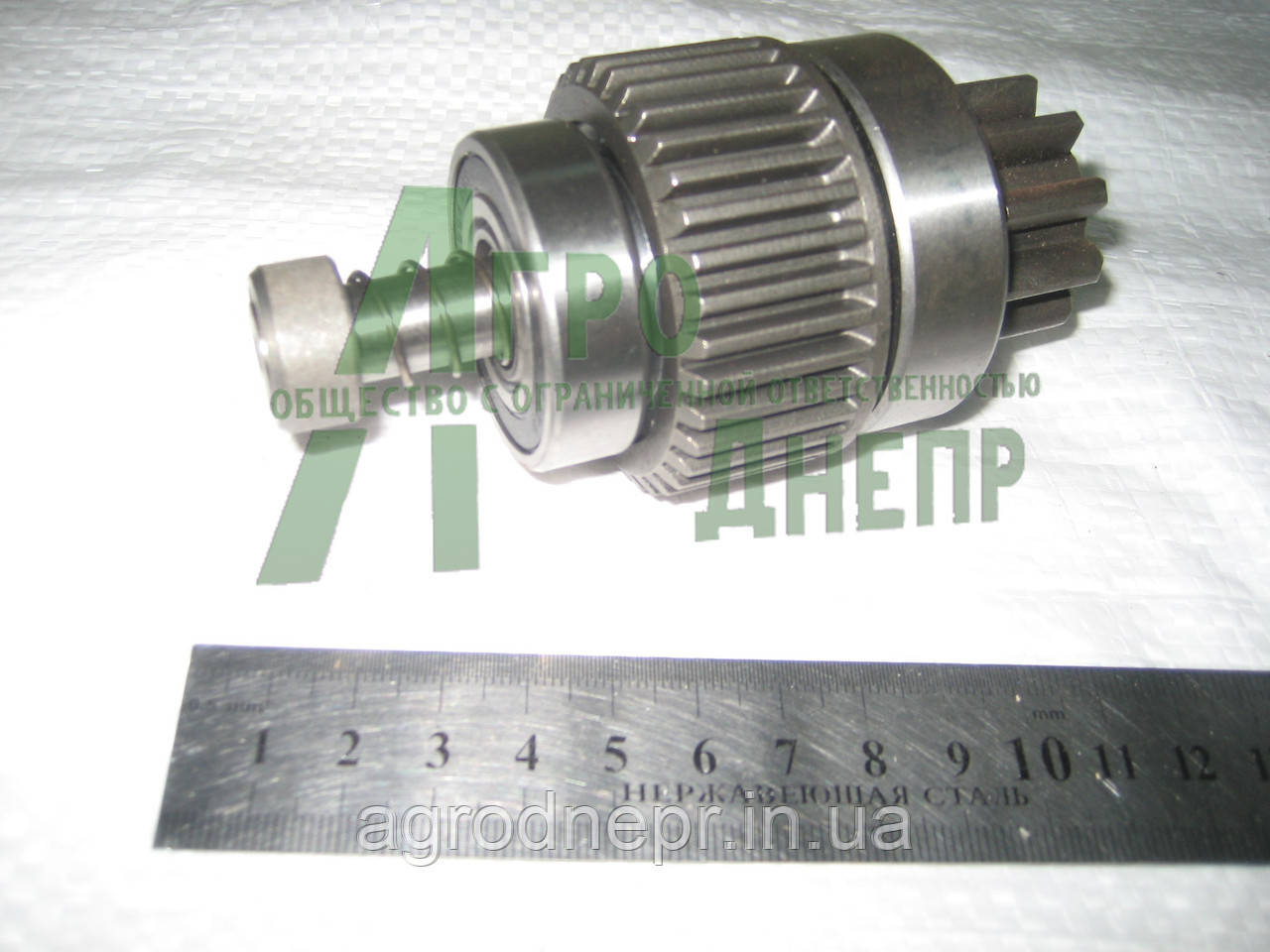 Привод стартера редукторного 123708002