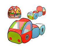 Палатка детская игровая Паровозик Человек Паук 2 вида, M 3331, 010119