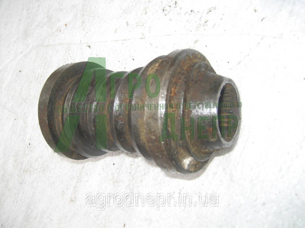Червяк механической рулевой колонки ЮМЗ 36-3401038