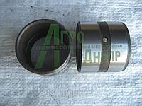 Втулка вала поворотного механизма задней навески ЮМЗ 40-4605017