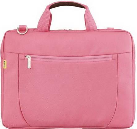 """Превосходная женская сумка для ноутбука 13,3"""" Sumdex Impulse Fashion Place PON-456PK розовый"""