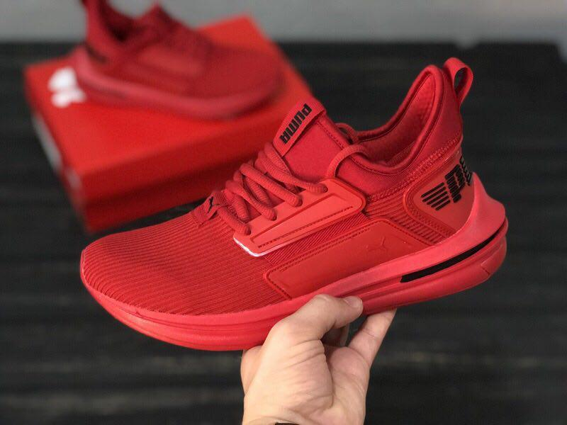 newest f8f8d 7f860 Puma Ignite Limitless SR Red | кроссовки мужские; летние; красные