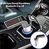 Авто FM модулятор Car G7 (4 в 1) FM Modulator Bluetooth + USB + microSD Трансмиттер., фото 4
