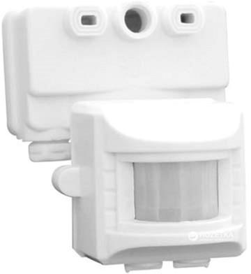 Инфракрасный датчик движения Feron LX02/SEN15 белый до 12м 120° 1200W IP44