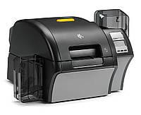 Двусторонний принтер пластиковых карт Zebra ZXP Series 9, фото 1
