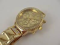 Часы наручные женские Guess 013134 золотистые копия, фото 1