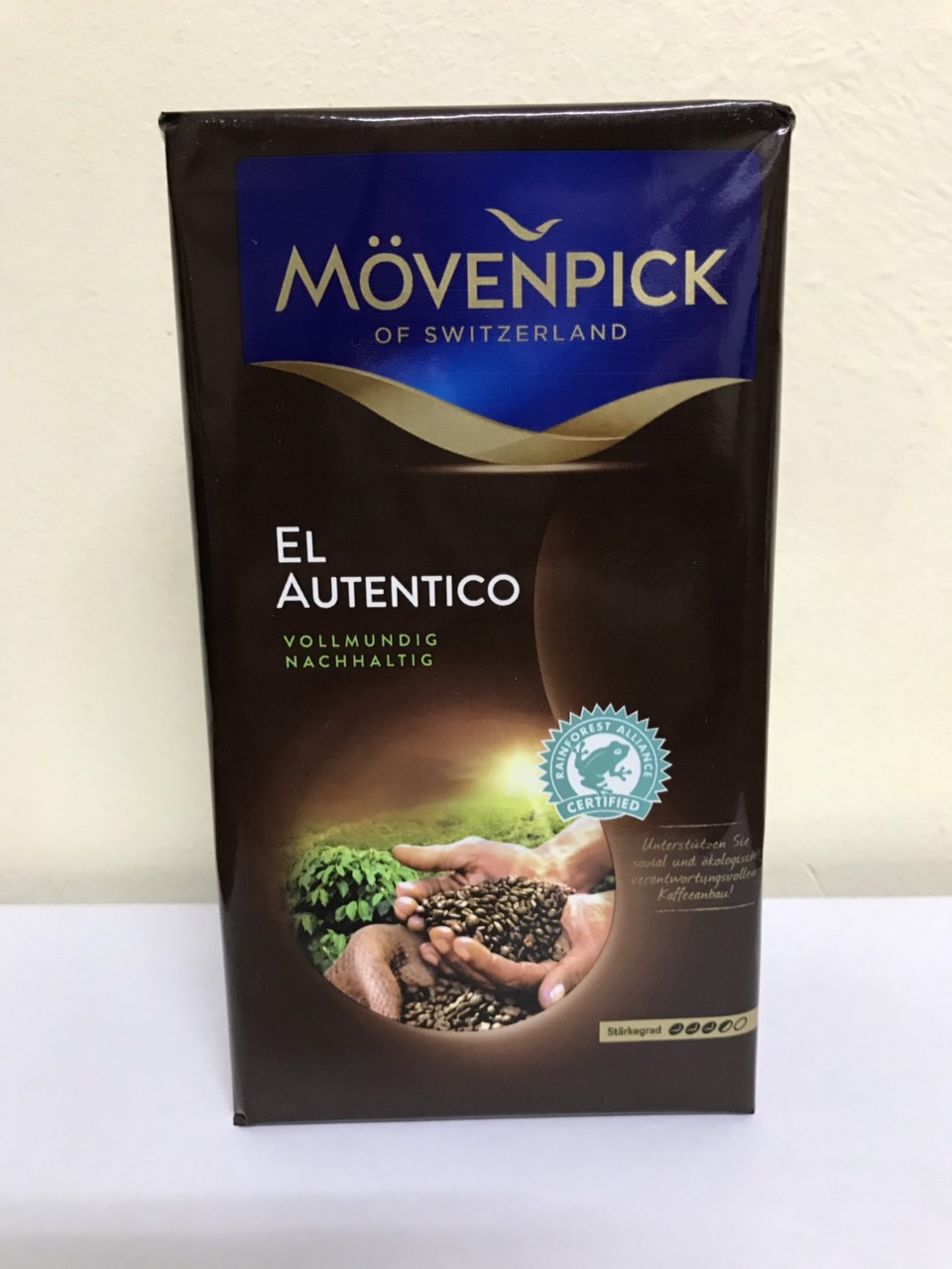 Кофе молотый Mövenpick El Autentico 500 гр.